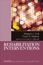 Disability Series: Rehabilitation Interventions