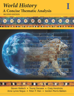 World History: Volume One - A Concise Thematic Analysis