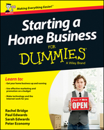 Starting a Home Business For Dummies