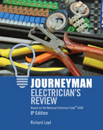 Journeyman Electrician's Review: Based on the National Electrical Code® 2008