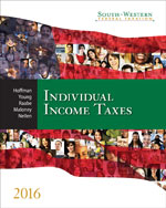 South-Western Federal Taxation 2016: Individual Income Taxes, 39th Edition