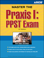 Peterson's Bundle 1: Master the Praxis I / PPST Exam