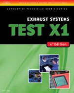 ASE Test Preparation- X1 Exhaust Systems