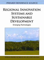 Green Technologies Collection: Regional Innovation Systems And Sustainable Development: Emerging Technologies