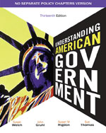 Understanding American Government - No Separate Policy Chapter
