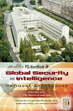 PSI Handbook of Global Security and Intelligence: National Approaches