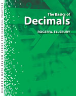Delmar's Math Review Series for Health Care Professionals: The Basics of Decimals