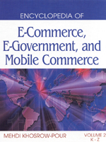 Encyclopedia of E-Commerce, E-Government and Mobile Commerce