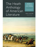 The Heath Anthology of American Literature: Volume B