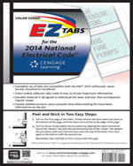 Color Coded EZ Tabs for the 2014 National Electrical Code®