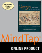 MindTap® History, 1 term (6 months) Instant Access for Hansen's Voyages in World History, Volume I, Brief