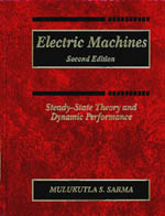 Electric Machines: Steady-State Theory and Dynamic Performance, 2nd