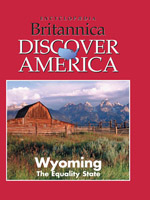 Discover America: Wyoming: The Equality State