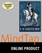 MindTap® U.S. History, 1 term (6 months) Instant Access