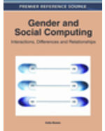Online Social Behavior Collection: Gender And Social Computing Interactions, Differences And Relationships