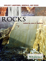 Geology: Landforms, Minerals, and Rocks: Rocks