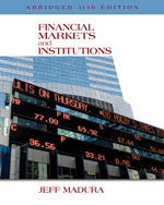 Financial Markets and Institutions, Abridged Edition
