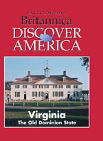 Discover America: Virginia: The Old Dominion State