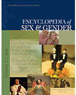 Cover:Encyclopedia of sex and gender