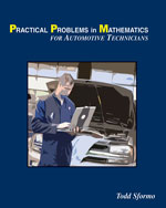 Practical Problems in Mathematics: For Automotive Technicians