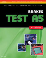 ASE Test Preparation- A5 Brakes