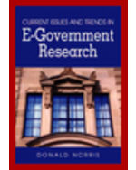 Current Issues and Trends in E-Government Research