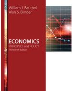 MindTap® Economics, 1 term (6 months) Instant Access for Baumol/Blinder's Economics: Principles and Policy