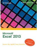 New Perspectives on Microsoft® Excel® 2013, Brief
