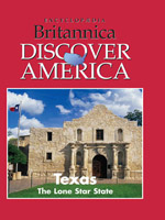 Discover America: Texas: The Lone Star State