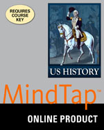 MindTap® U.S. History, 2 terms (12 months) Instant Access