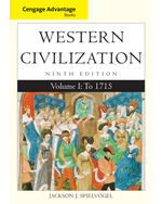 Cengage Advantage Books: Western Civilization, Volume I: To 1715