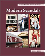 Great Events from History: Modern Scandals