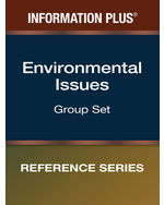 Information Plus Reference Series: Environmental Issues Group Set