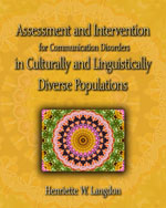 Assessment & Intervention for Communication Disorders in Culturally & Linguistically Diverse Populations