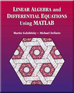 Linear Algebra and Differential Equations Using MATLAB®