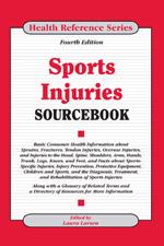 Sports Injuries Sourcebook