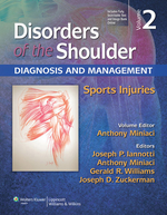 Disorders of the Shoulder: Diagnosis and Management: Sports Injuries