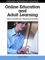 Adult Learning Collection: Online Education And Adult Learning: New Frontiers For Teaching Practices