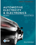 Today's Technician: Automotive Electricity and Electronics, Classroom and Shop Manual Pack, Spiralbound Version