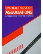 Encyclopedia of Associations: National Organizations of the U.S.