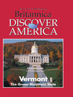 Discover America: Vermont: The Green Mountain State