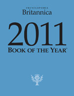 Britannica Book of the Year: 2011
