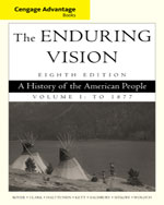Cengage Advantage Series: The Enduring Vision: A History of the American People, Vol. I