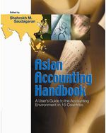 Asian Accounting Handbook: A User's Guide to the Accounting Environment in 16 Countries (eBook)