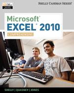 Microsoft® Excel® 2010: Comprehensive