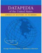 Datapedia of the U.S.: American History in Numbers