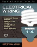 Electrical Wiring DVD Set (1-4)