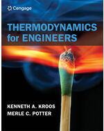 MindTap® Engineering, 2 terms (12 months) Instant Access for Kroos/Potter's Thermodynamics for Engineers