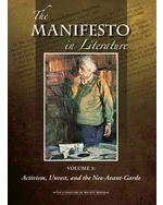 The Manifesto in Literature