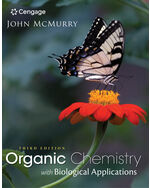 Organic Chemistry: With Biological Applications, Hybrid Edition
